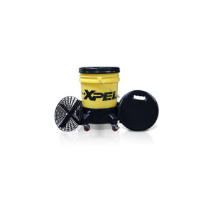 XPEL 18.92L Wash Bucket & Installation Stool